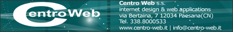 Centro Web - internet design and web applications